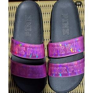 Victoria Secret Metalic Double Strap